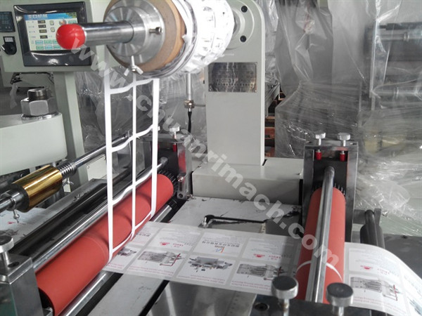 Printed Label Cutting Machine and Blank Label Die Cutting Machine