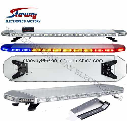 Safety Vehicle Linear LED Bar Light/ Emergency LED Car Lighting / Warning LED Light Bar for Police Ambulance Fire