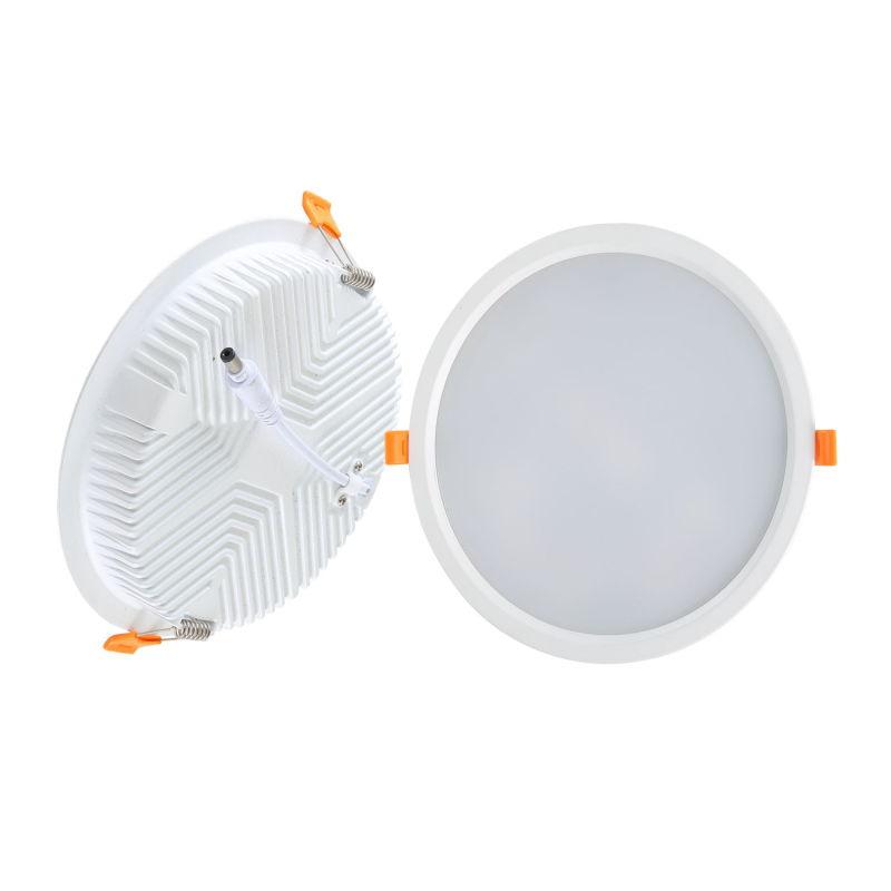 650lm Super Slim 7W SMD LED Downlight