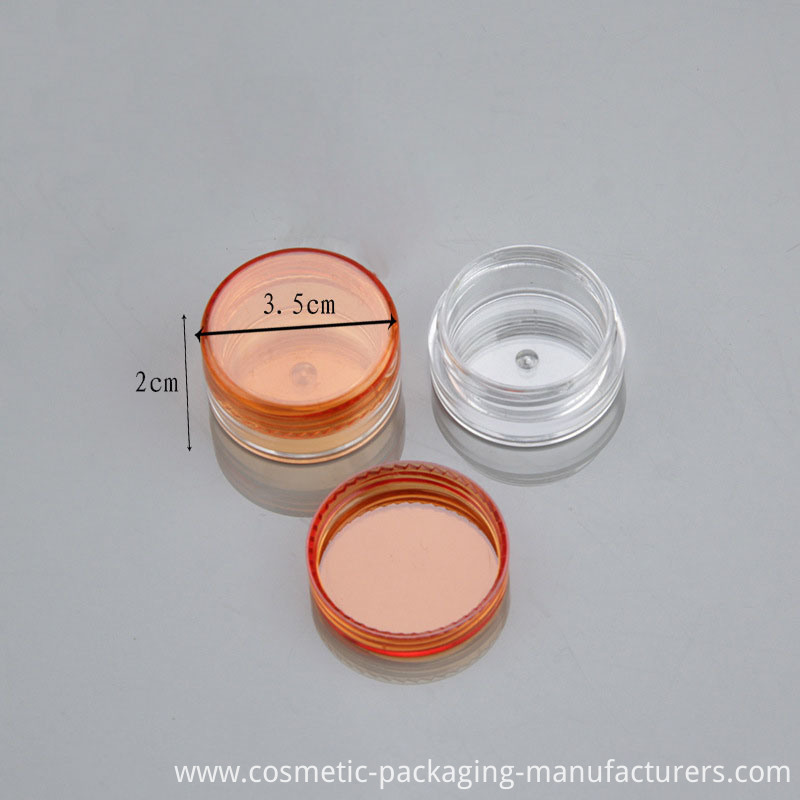 5ml Cosmetic Packaging Jar (NJ05D)