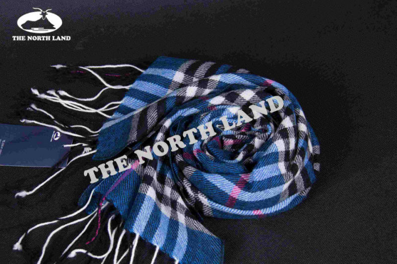 Cashmere Worsted Twill Scarf