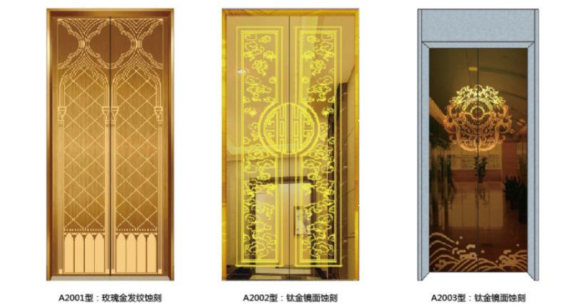 4 Inch LCD-Standard Size Cop Display Passenger Elevator Lift