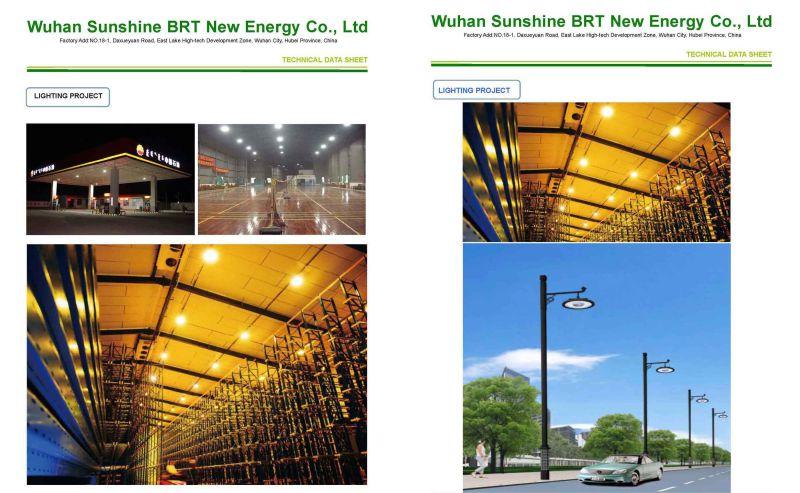 145W LED High Bay for Severe Environment (BFZ 220/145 xx Y)