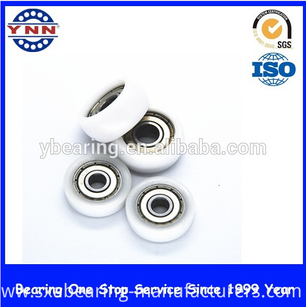 Plastic Ball Bearings for Use Under Water (6011)