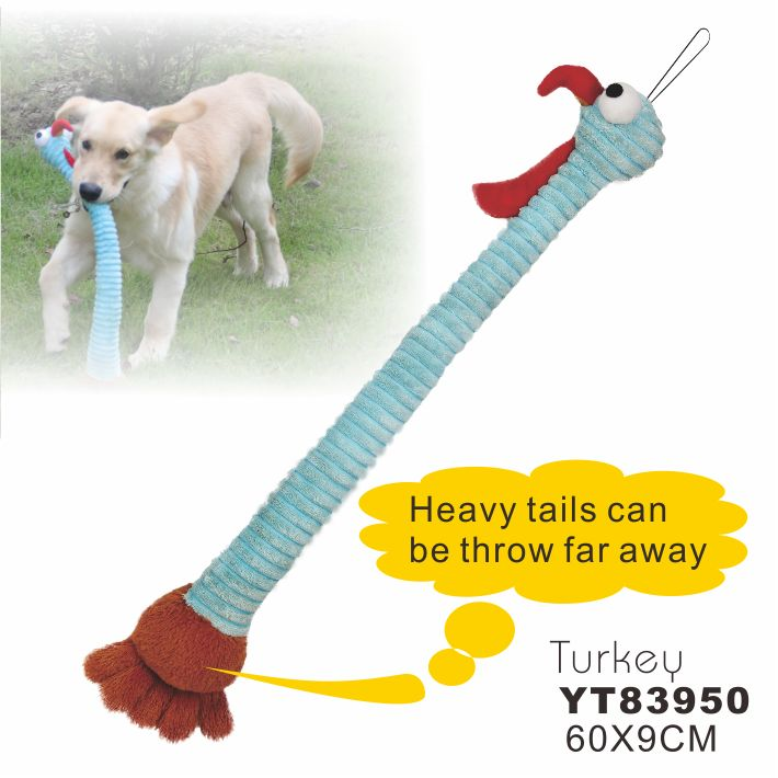 Pet Toy, Dog Toy, Plush Toy (YT83950)