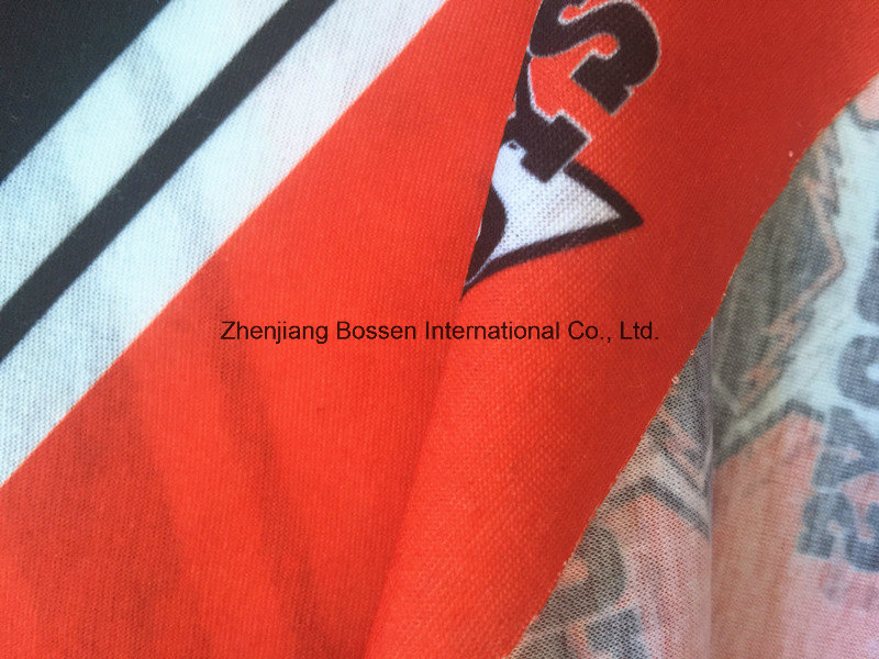 OEM Produce Customized Logo Printed Polyester Promotional Printed Magic Multifunctional Buff Scarf