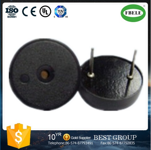 Hot Sale Through Hole Piezo Buzzer Magnetic Buzzer Micro Buzzer Magnetic Transducer Piezo Transducer (FBELE)