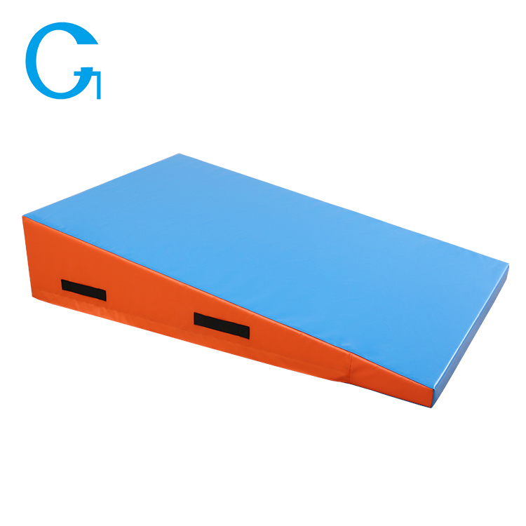 incline block mat