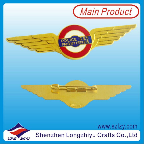 Factory Direct Sale Enamel Pin Badge with Magnet