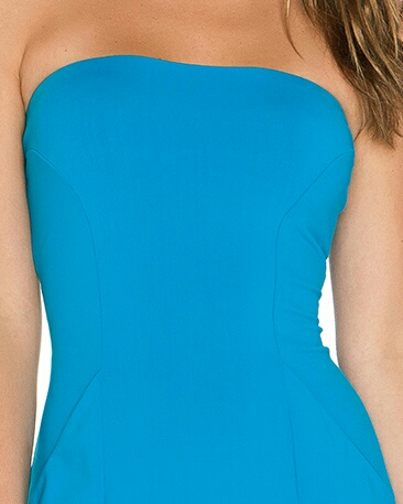 Women's Shoulder off Waist Tight Dresses