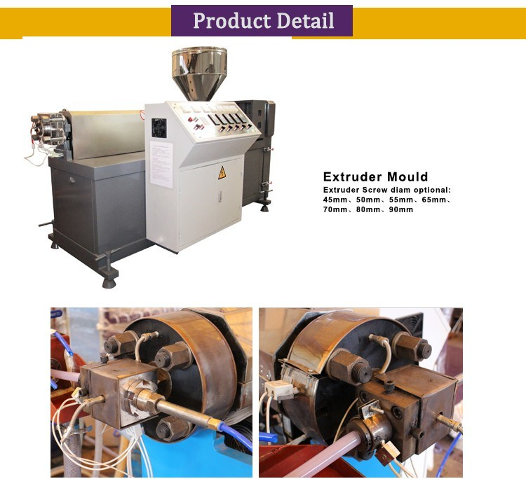 PVC Sealing Strip Extruder Plastic Machine