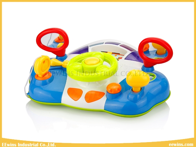Baby Toys Steering Wheel Toys Intellectual Toys for Baby
