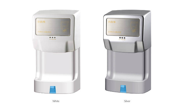 2016 Bothroom New Product Electric LED Automatic High-Speed Hand Dryer