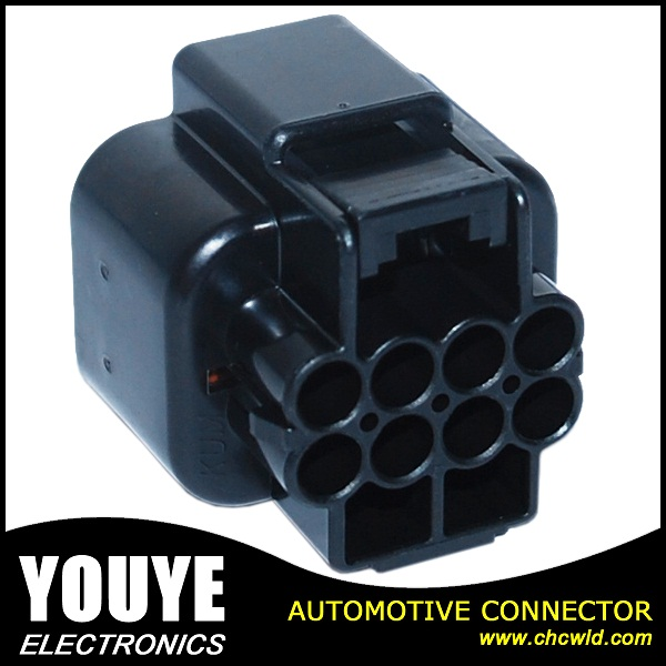 Tyco/AMP 8 Pin Connector Superseal 8-Way Receptacle Kit Automotive Connectors