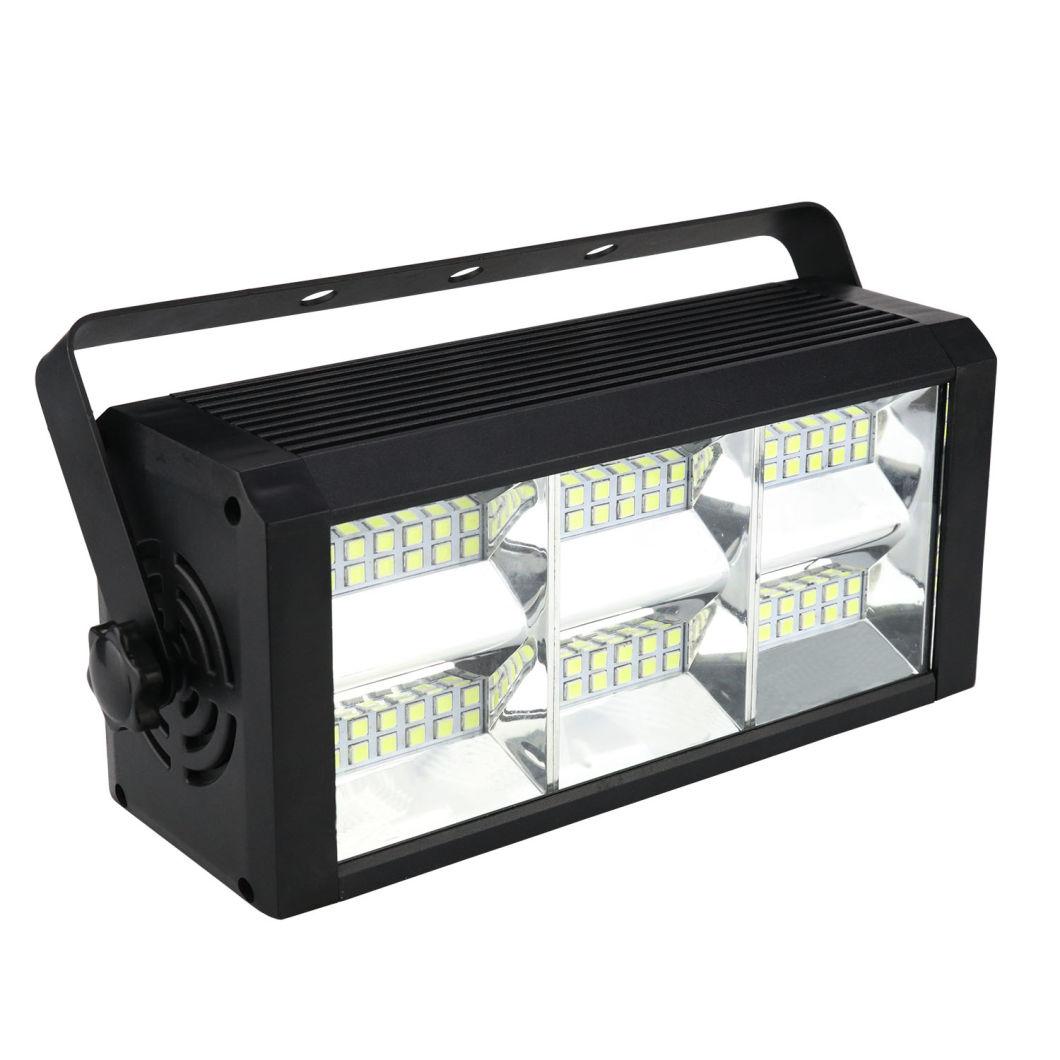 New Sunshine 72 PCS Auto/Sound Control LED Stage Strobe Light for KTV