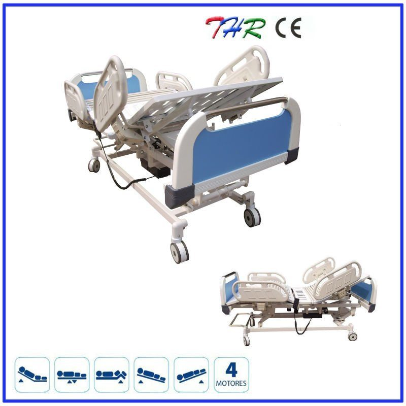 Medical Multi Function Adjustable Electric Hospital Bed (THR-EB511)