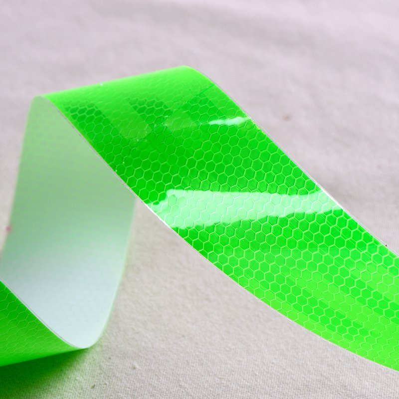 Light Green Self-Adhesive Luminous Reflective Tape for Trucks (C5700-LG)