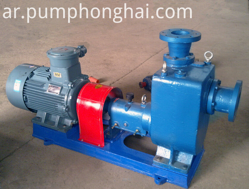 220V-380V Gas Oil Self-priming Pump