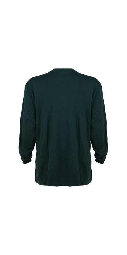 100% Cotton Flame Resistant Henley T-Shirt
