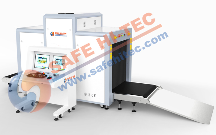 Luggage Inspection X-ray Scanner Security Screening Equipment for Airport, Customs, Government