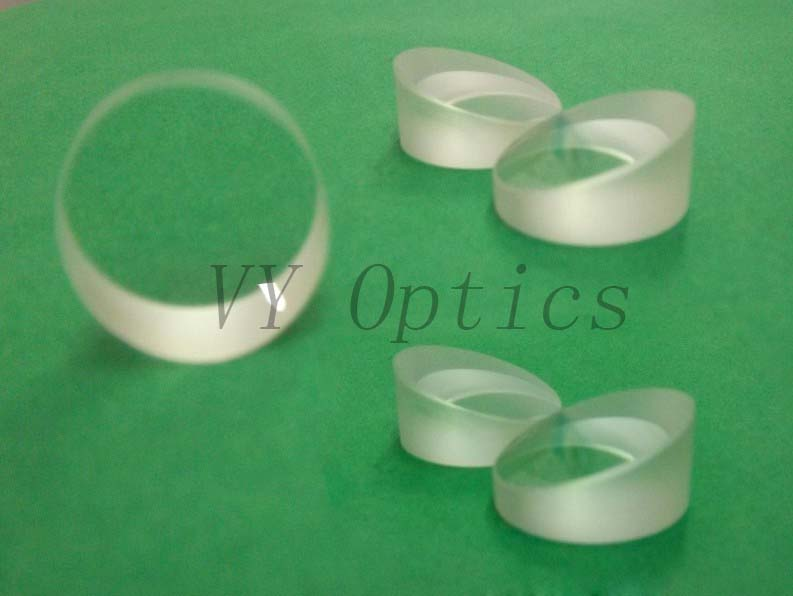 Optical Bk7 Glass Wedge Prism for Optical Instrument