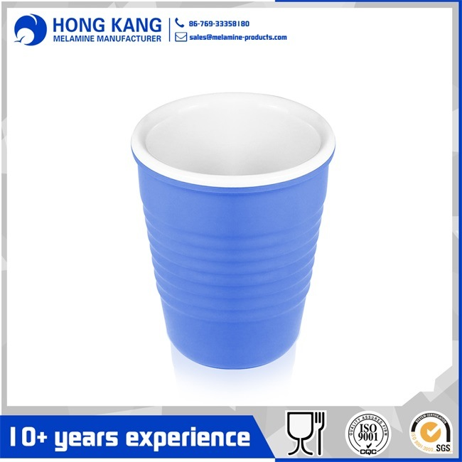 Heat-Resistant Coffee Plastic Melamine Cups