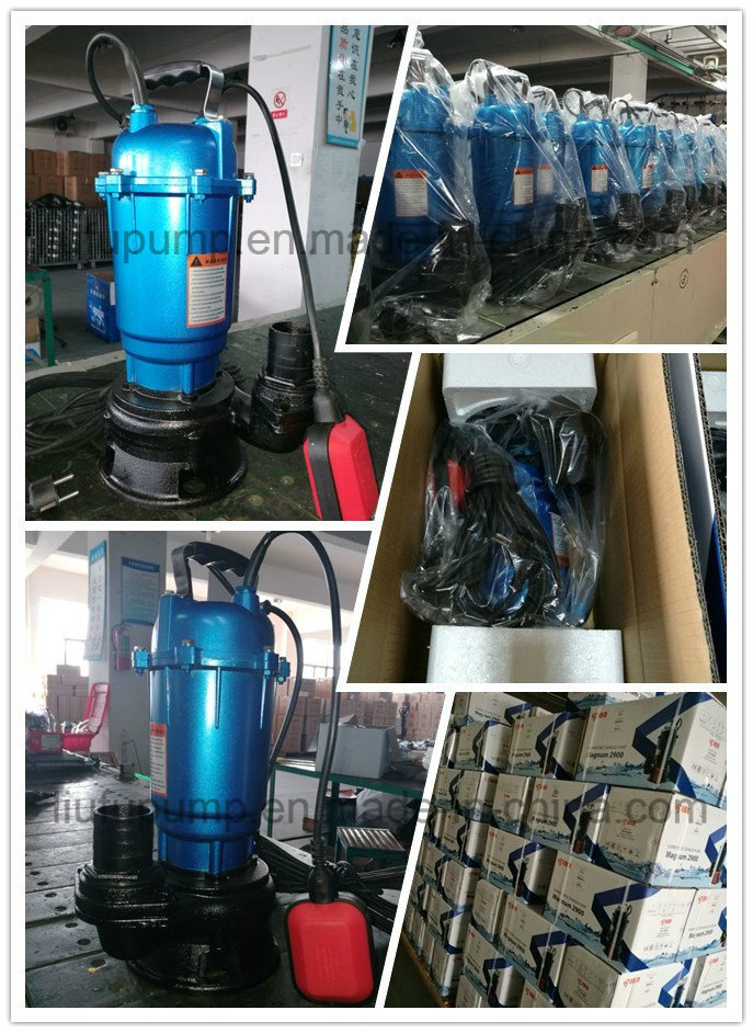 Wqd Submersible Pump Manufacturer Good Price High Quality