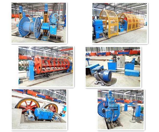 Overhead Hot Dipped Galvanized Steel Reinforced ACSR Wire
