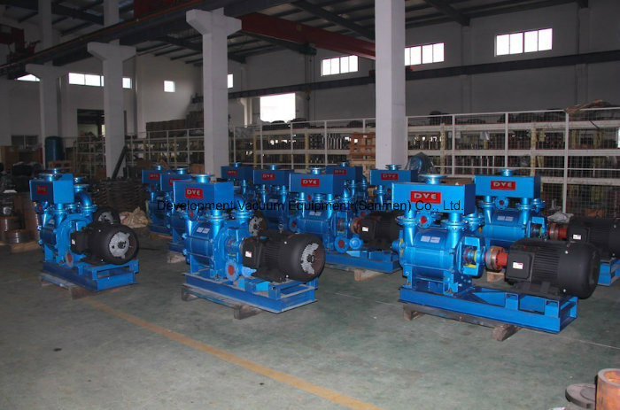 Water Ring Vacuum Pump of Reliable Operation