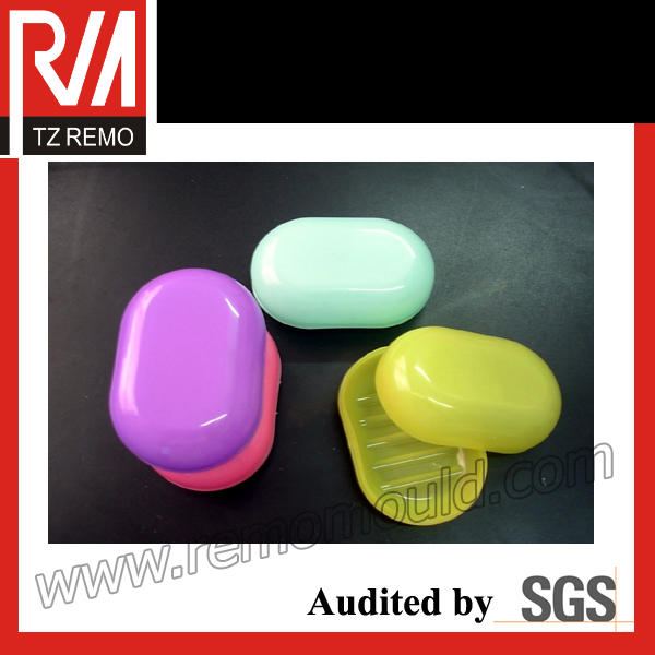 Plastic Soap Case Mould (TZRM-SCM15512)