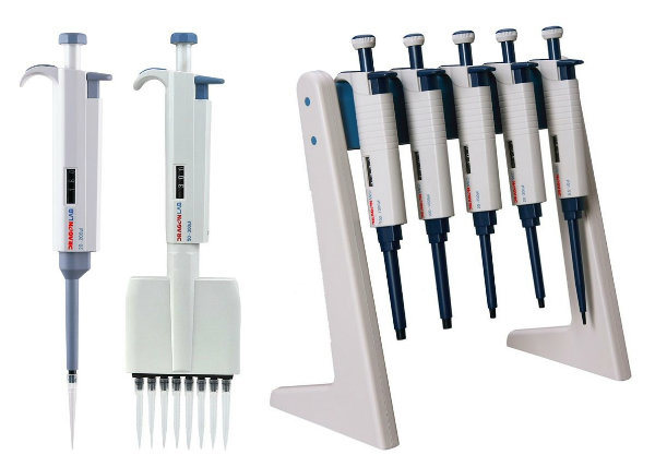 Medical Supply Fixed Volume Single Channel Pipette, Pipettor with High Quality