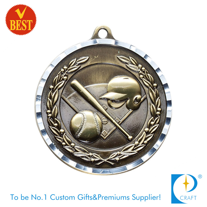 Supply Good Quality Metal Custom Baseball Medal Series Product From China