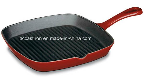 OEM Prouction for Enamel Cast Iron Skillet China Factory