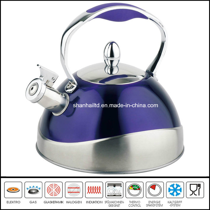 High Quality Whistle Kettle