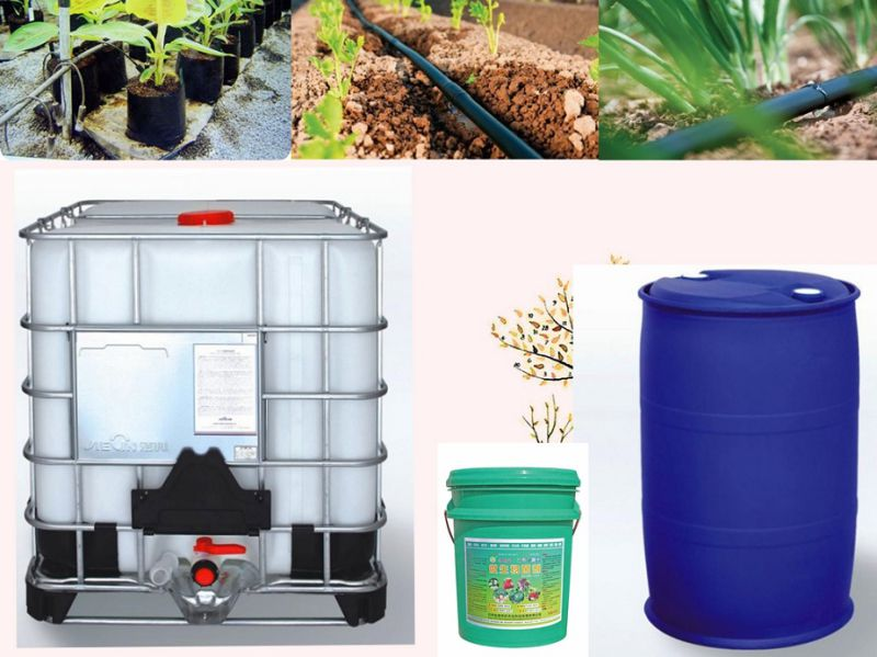 bio organic fertilizer reduce pesticide Usage