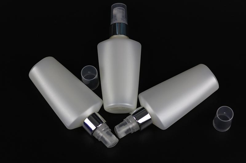 Plastic Cosmetic Bottle for Cosmetic Bottle 75ml 250ml (NB464)