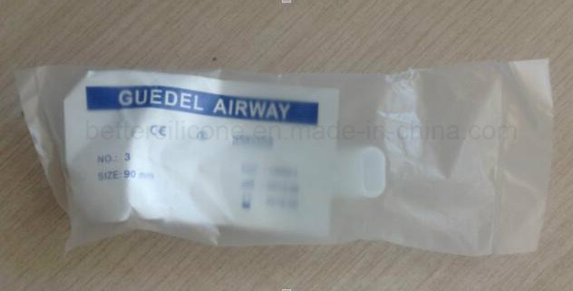 Color Coded Medical Consumables Guedel Type Oral Pharyngeal Airway