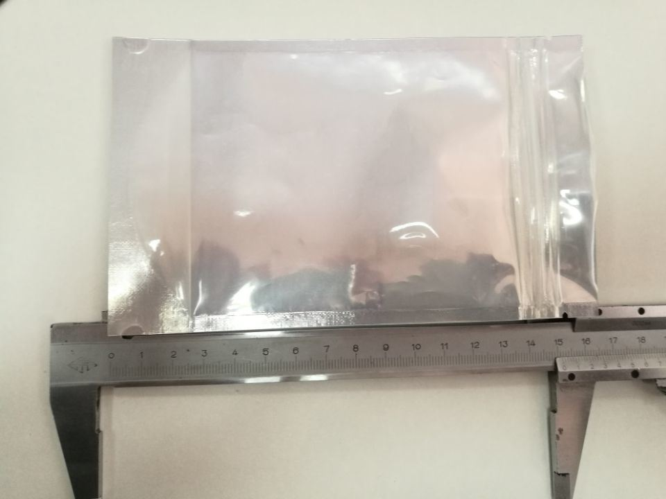Heat Sealed Food Grade Plastic Mylar Bags