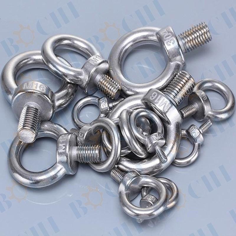 Stainless Steel 304 316 Ring Lifting Eye Bolt