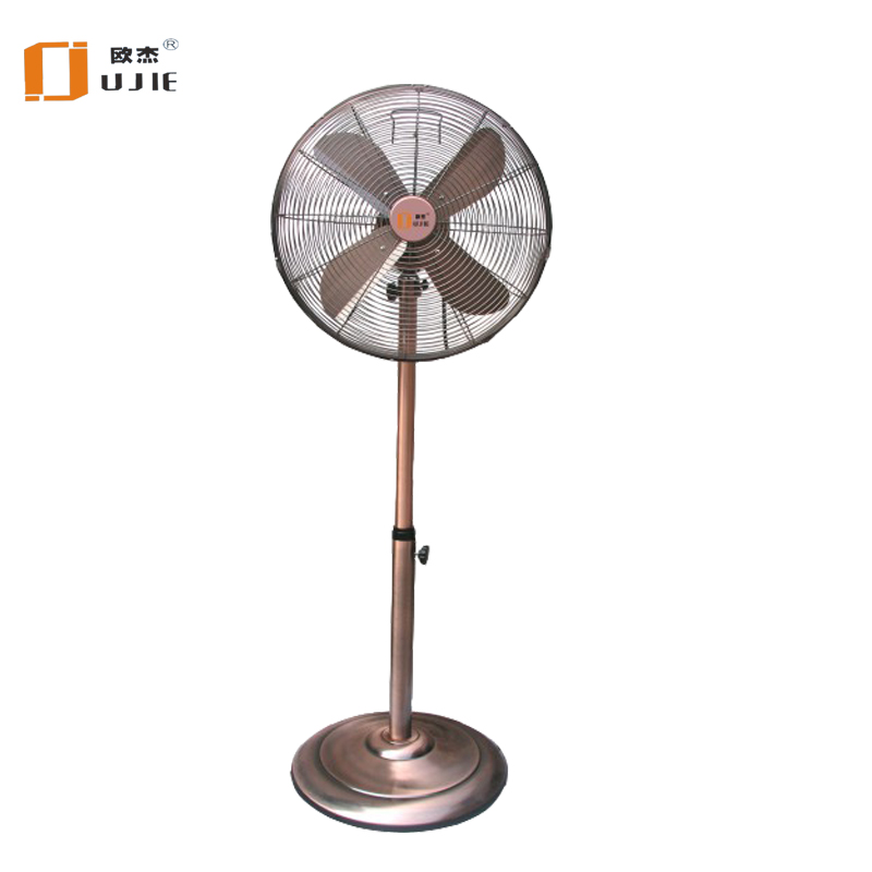 Antique Fan-Standing Fan-Metal Fan
