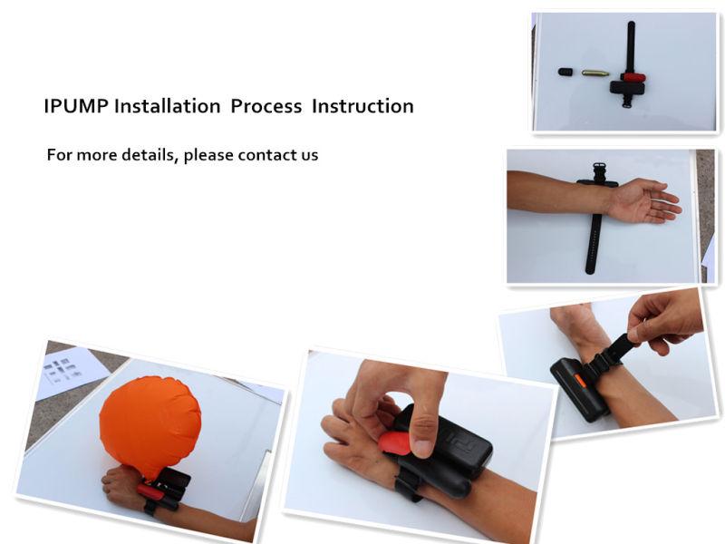 Ipump Lifesaving Survival Wristband