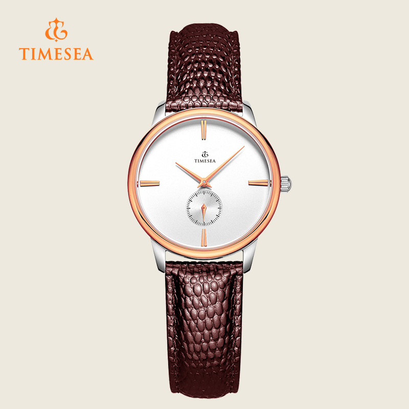 Stainless Steel Womens Watch in Classic Style 71118