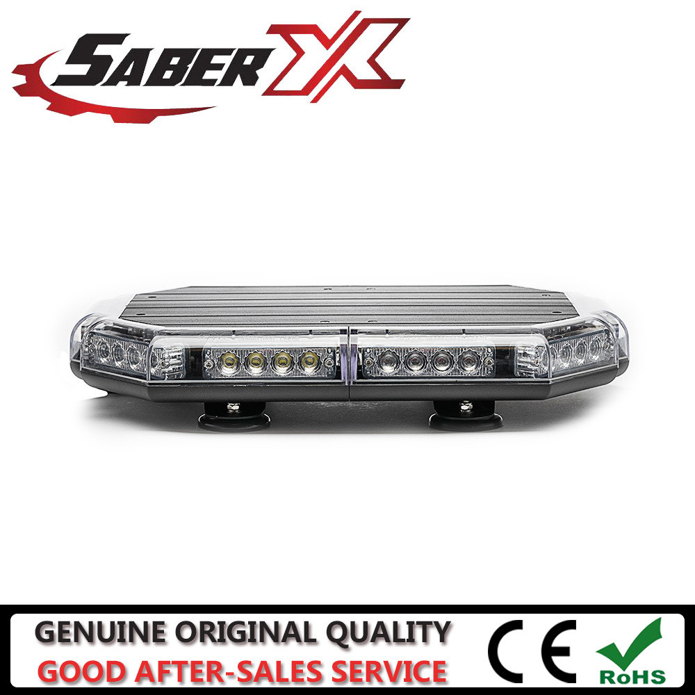 Super Bright LED Beacon Mini Vehicle Warning Light Bar
