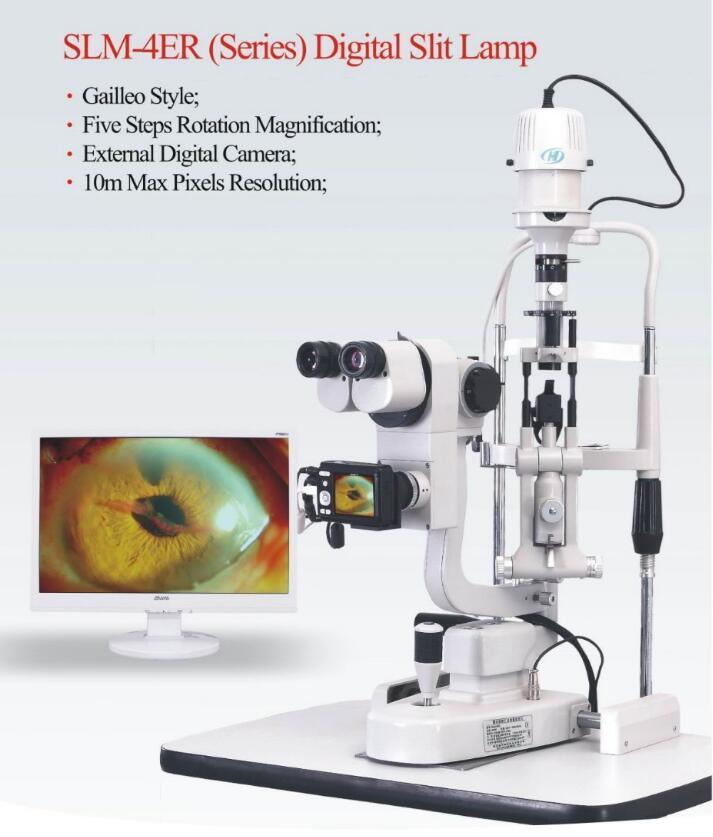 Optical Instrument Slit Lamp Microscope (SML-4ER)