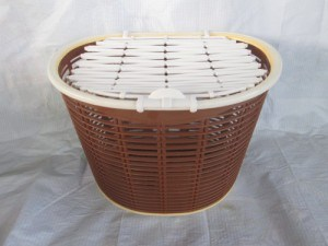 Good Quality! Bicycle Parts Bicycle Basket Plastic Basket (HC-BK-4014)