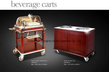 Hotel&Restaurant Equipment Food and Beverage Cart