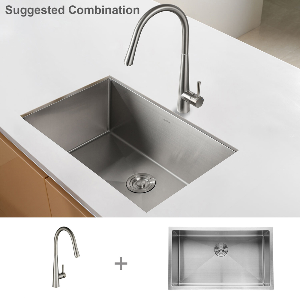 Cupc Single Lever Pull Down Kitchen Sink Mixer