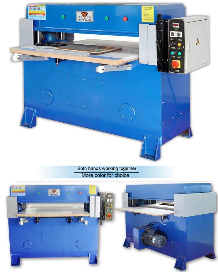 Hydraulic Leather Label Press Cutting Machine (hg-b30t)