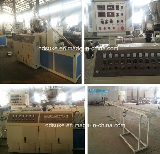 Polyvinyl Chloride Sheet Making Machine