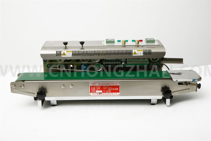 CBS900 Continuous Band Sealing Machine for Small Bag